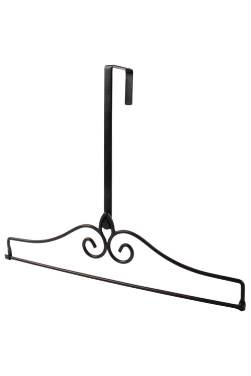 Over the Door Garden Flag Hanger
