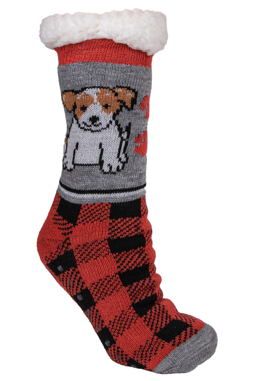 Ruff Animal Camper Socks by Simply Southern
