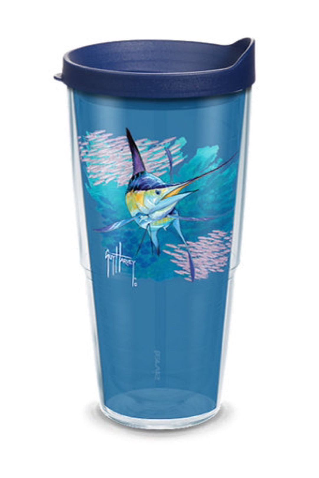 Guy Harvey - Offshore Haul Marlin Plastic Tumblers by Tervis