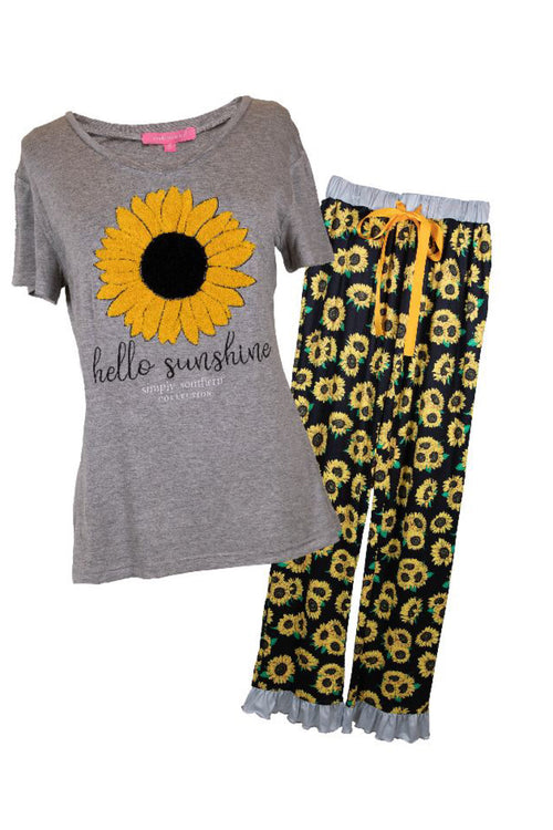 Sunshine Youth PJ Set