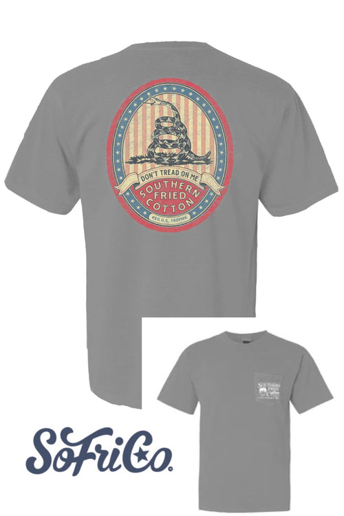 Don't Tread On Me ~ Southern Fried Cotton