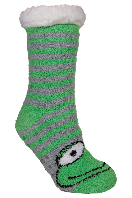 Frog Animal Camper Socks by Simply Southern