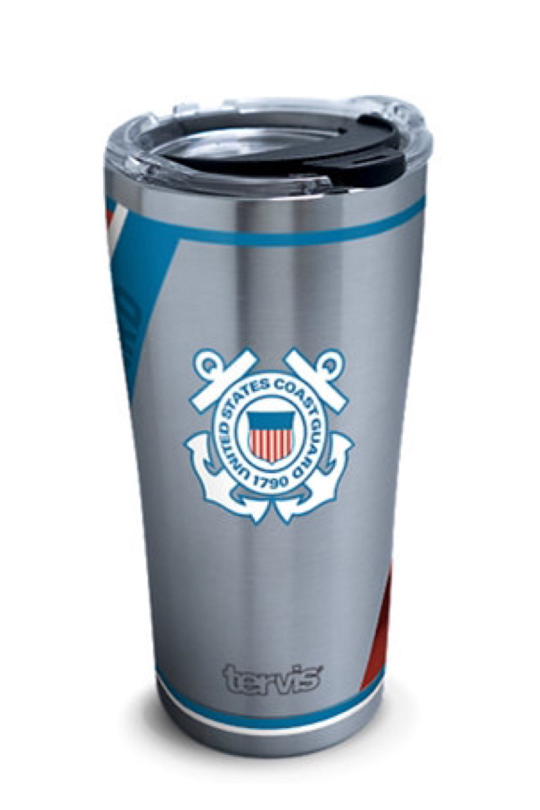 Coast Guard Forever Proud Stainless Steel Drinkware by Tervis