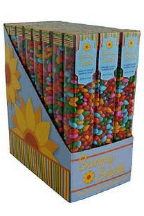 Sunny Seeds Chocolate Covered Sunflower Seads by Sunflower Food Company
