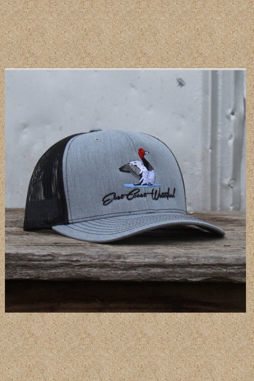 Red Head Snap Back by East Coast Waterfowl