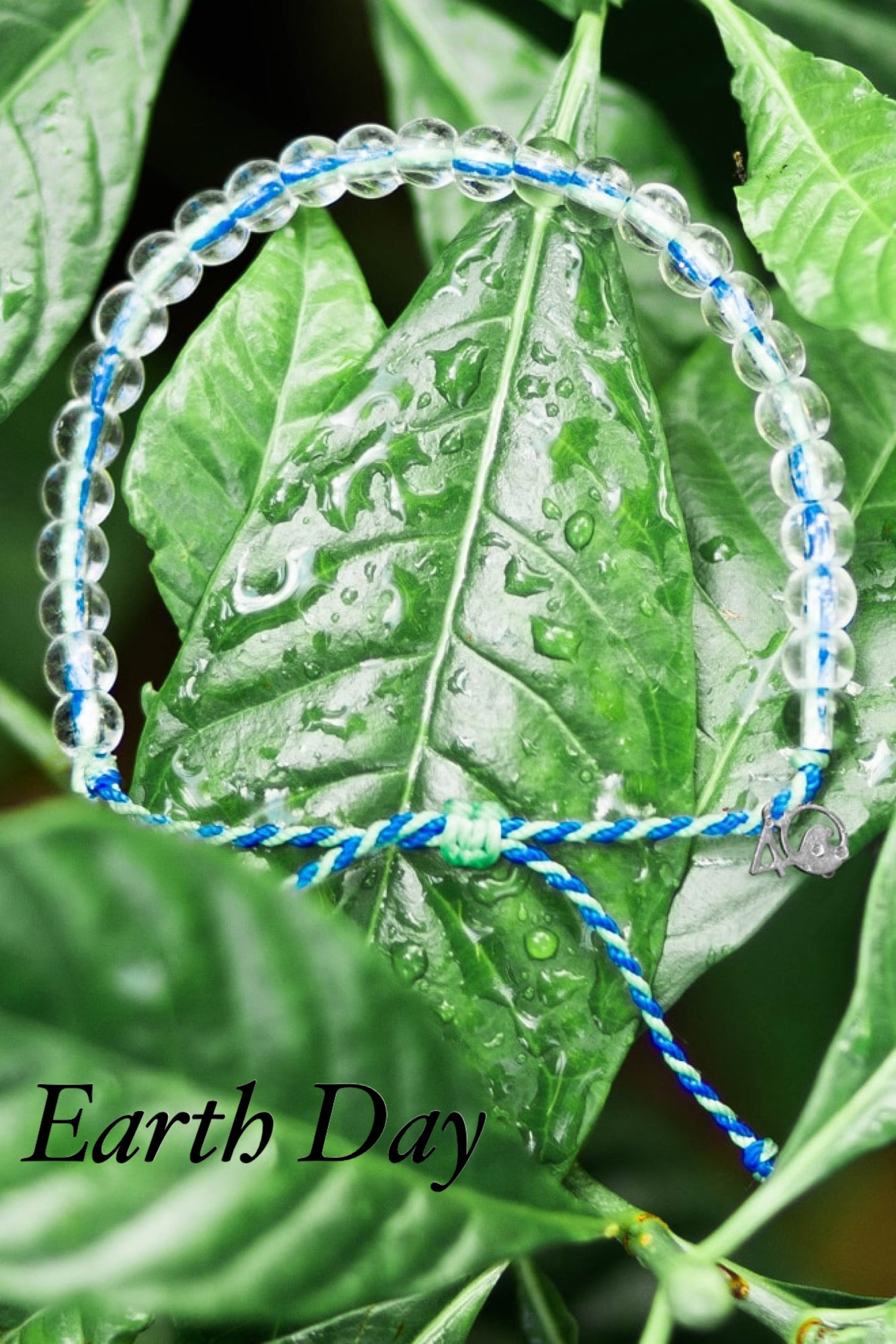 The Earth Day Bracelet by 4oceans