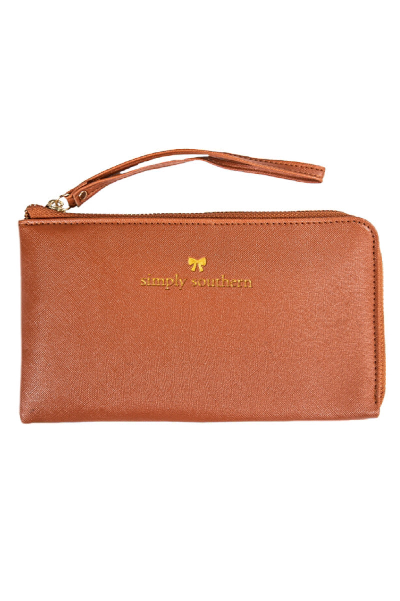 Simply Southern Vegan Leather Bags ~ Honey
