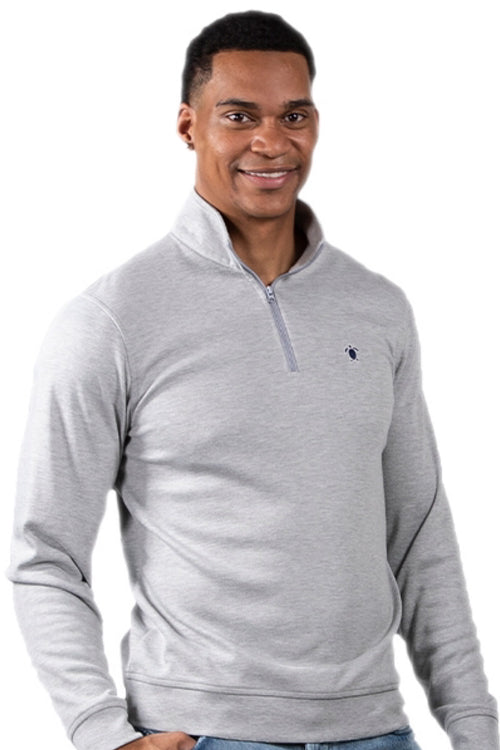 Simply Southern Quarter Zip Pullover for Men