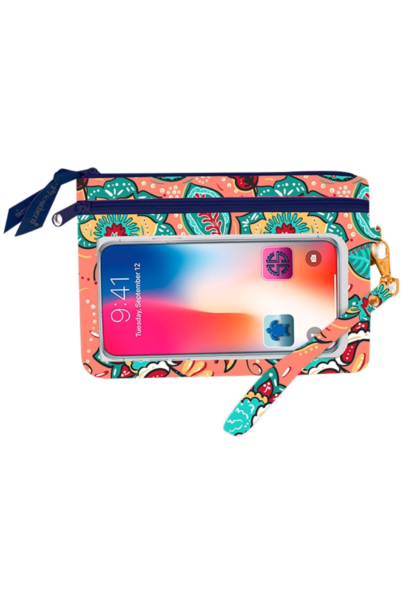 Simply Southern Phone Wristlets
