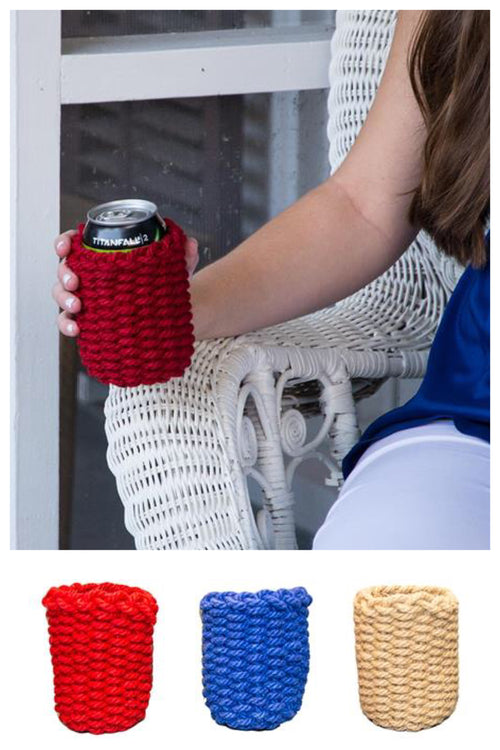 Rope Can Koozies
