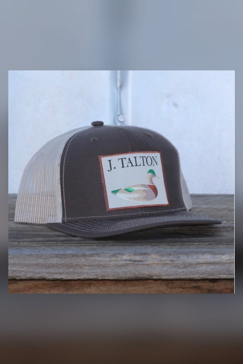 J. Talton Hand Carved Wigeon Snap Back by East Coast Waterfowl