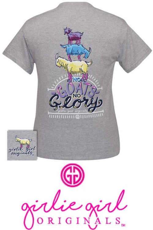 Goats Glory Tee by Girlie Girl