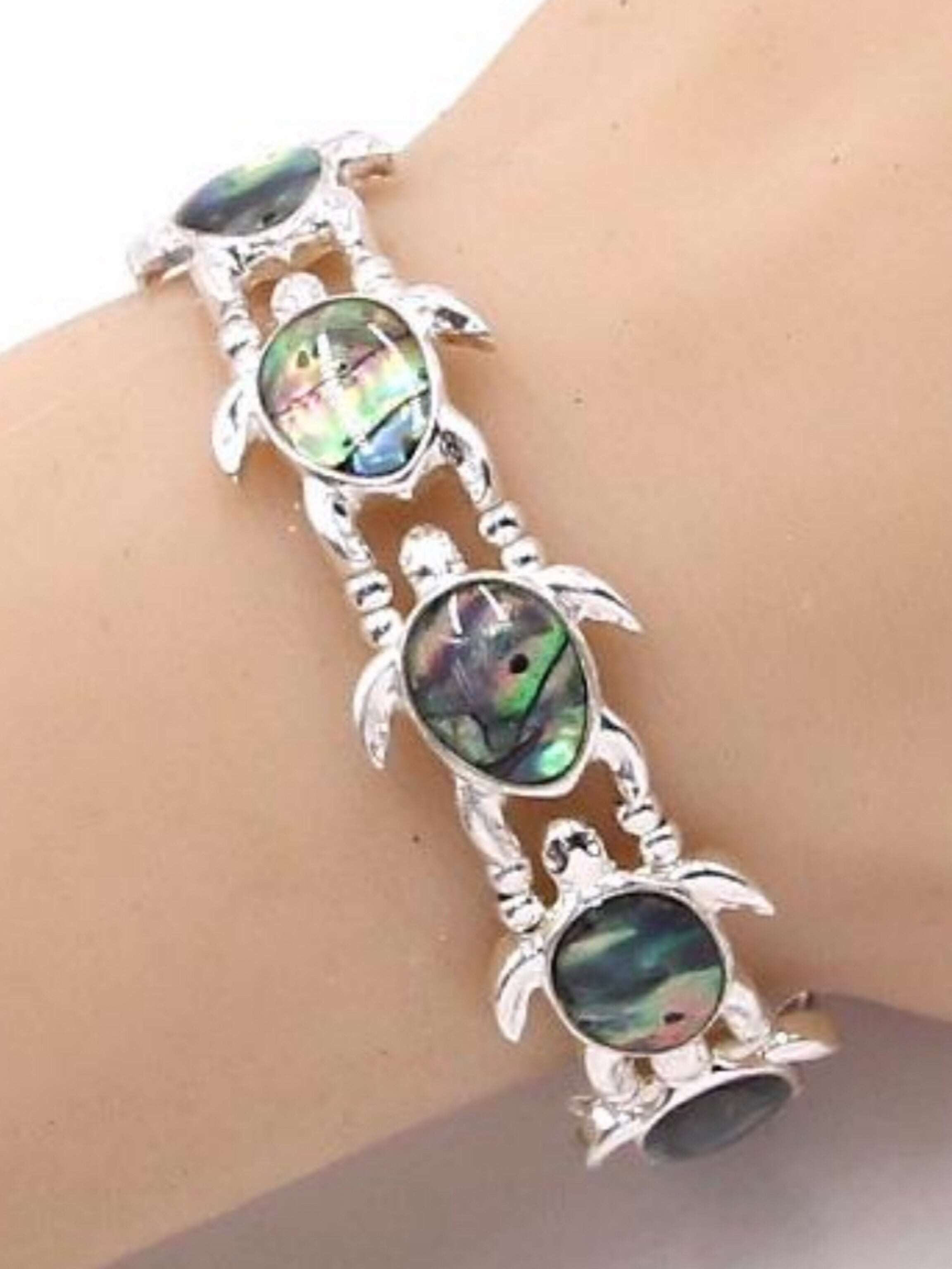 TURTLE STRETCH BRACELET
