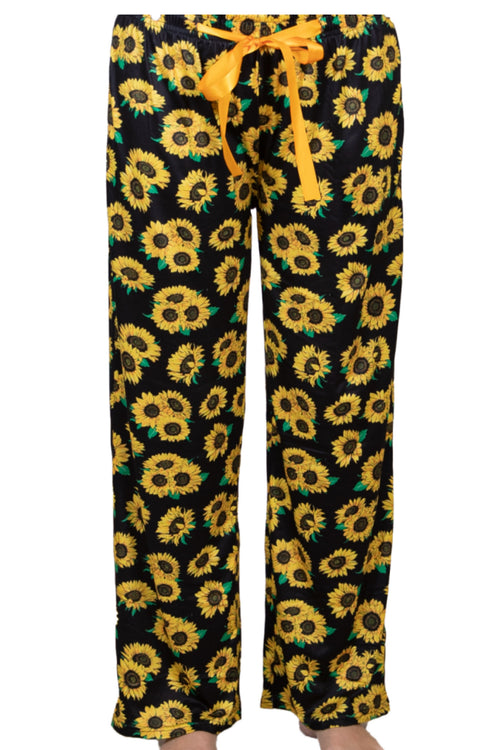 Sunflower Lounge Pants by Simply Southern