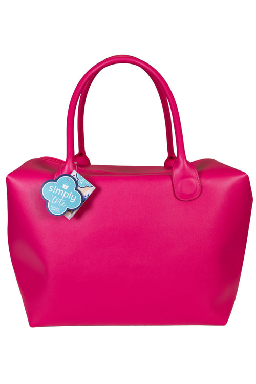 Large Pink Simply Tote Insert by Simply Southern