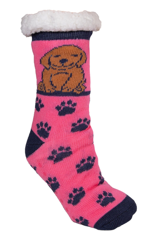 Dog Animal Camper Socks by Simply Southern