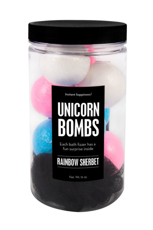 Unicorn Bombs Jar