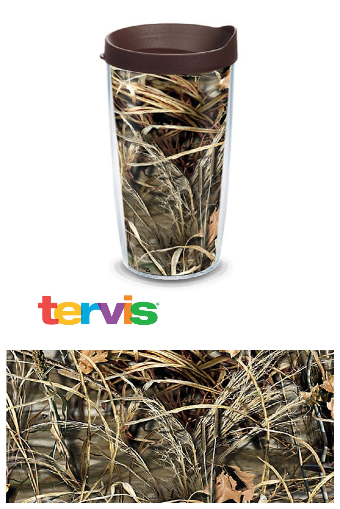 Realtree - Max-4 Plastic Tumblers by Tervis