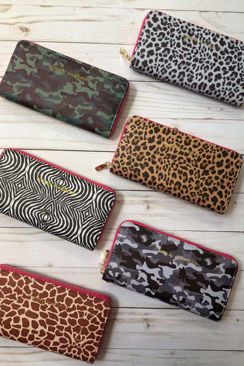 Simply Southern Wallets