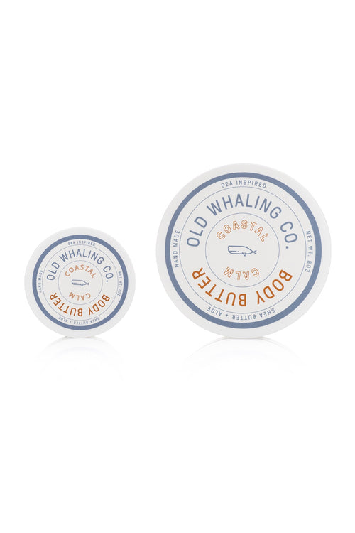 Coastal Calm Body Butter by Old Whaling Co.