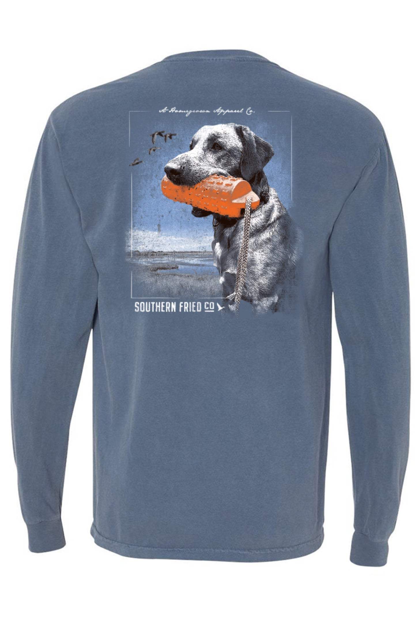 Our Boy, Buck Long Sleeves Tee by Southern Fried Cotton