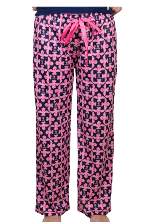 Damask Lounge Pants by Simply Southern