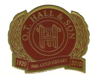 OT hall and sons logo