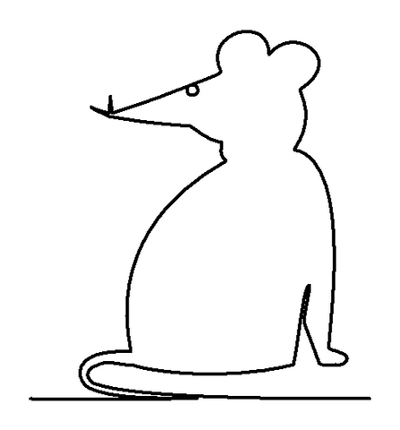 Mouse 2 pattern