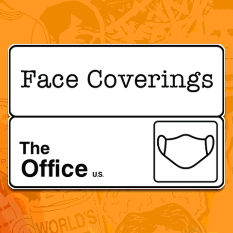 the office face masks