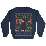 Happy Bronnukah - Unisex Holiday Sweater