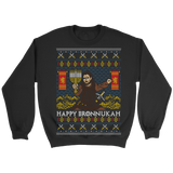 Happy Bronnukah Holiday Sweater