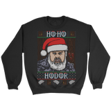 Ho Ho Hodor Holiday Sweater