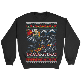 Dracarystmas Holiday Sweater