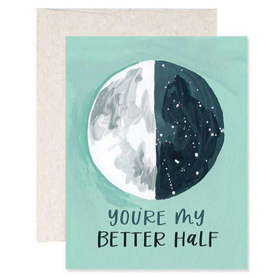 "Love Card ""Better Half"""