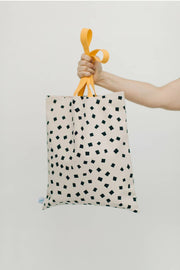 Speckled Canvas Tote