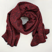 Sale Winter Ribbed Knit Scarf
