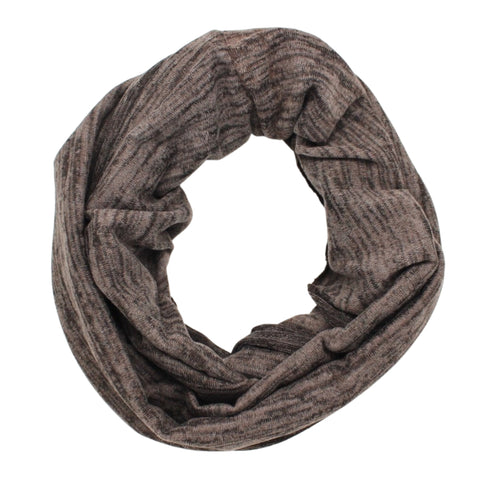 Heather Jersey Infinity Scarves