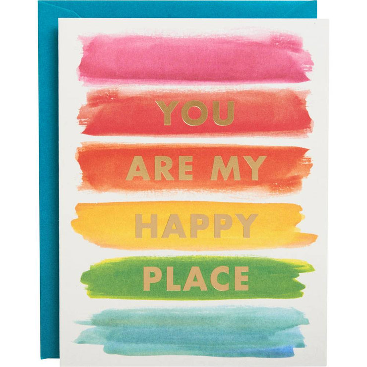 "Everyday Card ""Happy Place"""