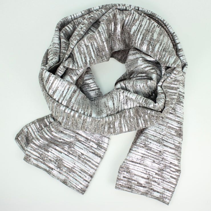 Reflection Knit Scarf