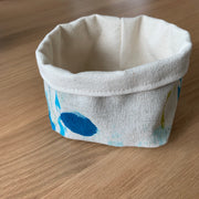 Canvas Storage Basket XS