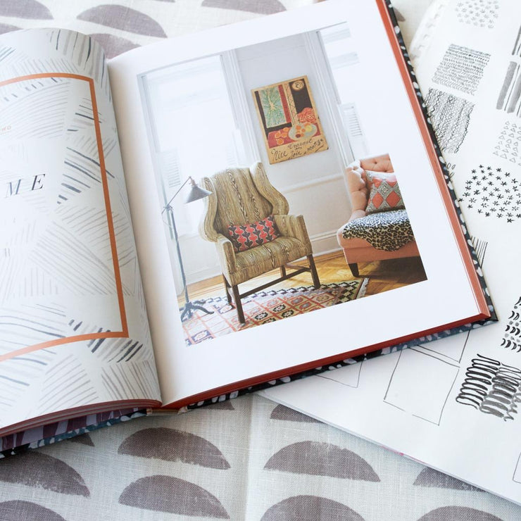 Living with Pattern Home Decor Book