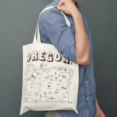 Grocery Tote Oregon