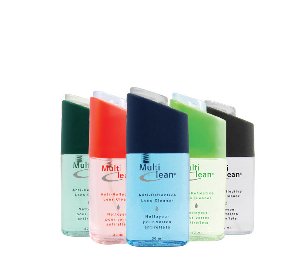 Assorted 1 oz Multi Clean® CLASSIC Color Collection (sold in multiples of 25 units)