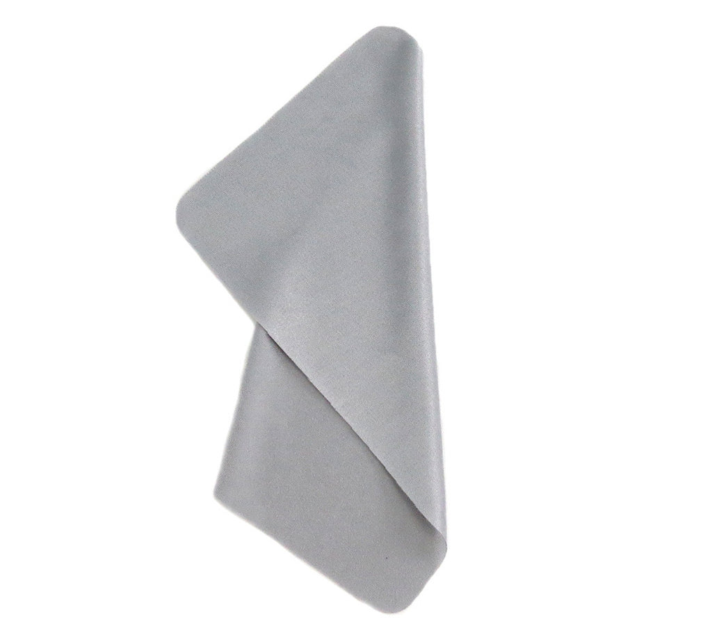 "Grey 4""x7"" Microfiber Cloths"