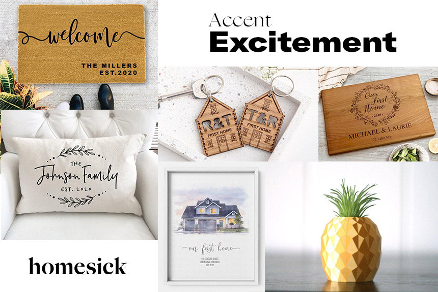 Accent Excitement Gifts