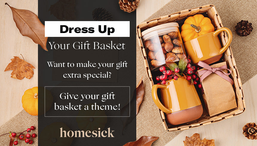 Dress Up Your Gift Basket