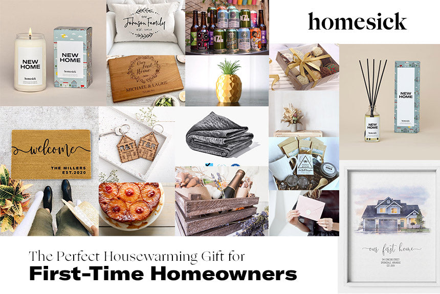 The Perfect Housewarming Gift for First-Time Homeowners