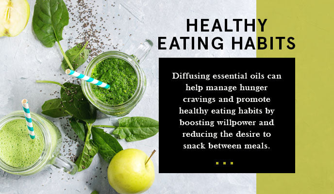healthy eating habits graphic