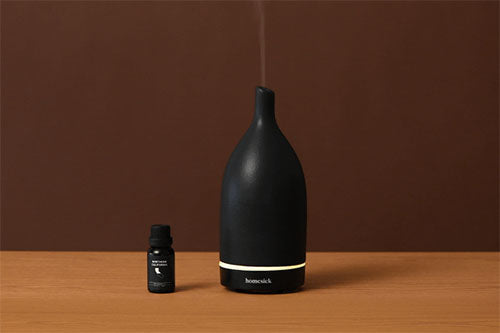homesick essential oil diffuser