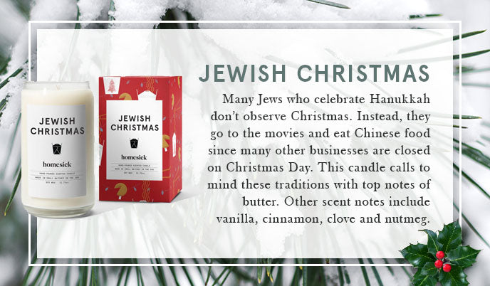 jewish christmas candle quote